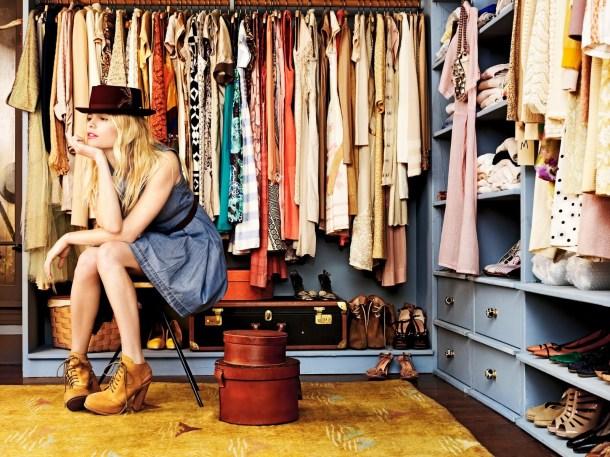 Kate Bosworth's Closet