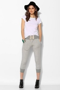 I also love me some jogger pants