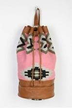 Ecote Starla blanket Bucket Backpack 19.99
